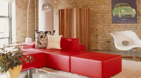 15 Ravishing Red Living Room Furniture