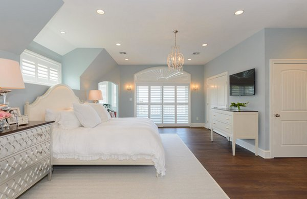 18 Charming & Calming Colors for Bedrooms | Home Design Lover