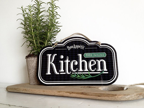 15 Fabulous Vintage Kitchen Wall Decors Home Design Lover