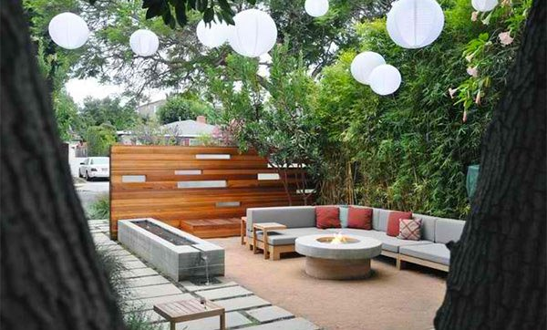 sustainable outdoor environment