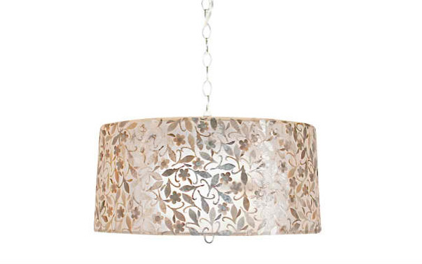 List Deluxe 15 Seashell Ceiling Lighting To Illuminate
