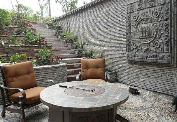 patio wall decor