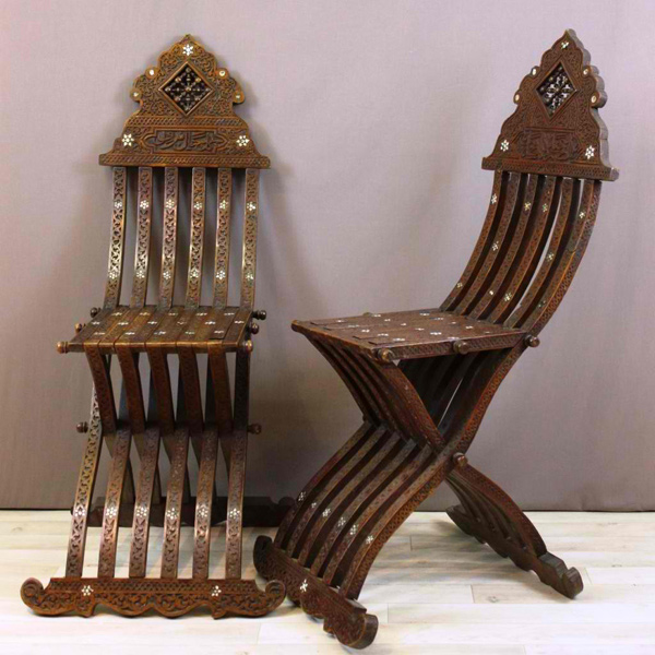 Interesting Moroccan Chairs  Home Design Lover