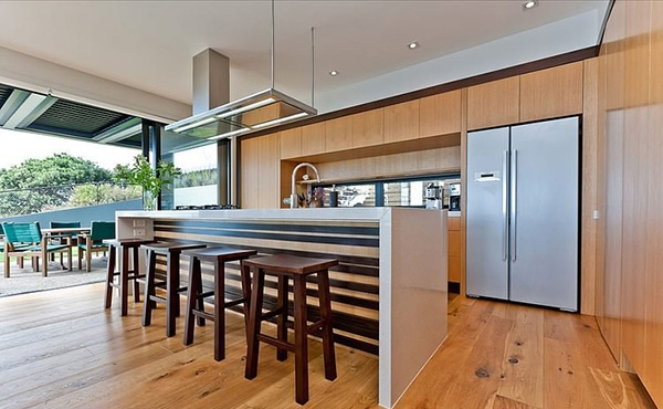 Enhanced Natural Views From The Rothesay Bay House In Auckland New Zealand Home Design Lover