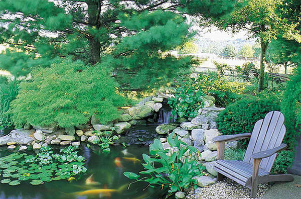 15 Ideas Showcasing Landscaping for Rocks | Home Design Lover