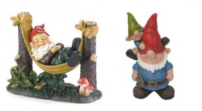 Bring Fun to Your Landscape With 15 Cute Garden Gnomes