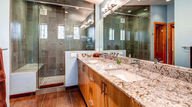15 bathrooms with granite countertops home design lover. Interior Design Ideas. Home Design Ideas