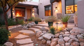 15 Ideas Showcasing Landscaping for Rocks