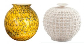 15 Stylish Round Vases to Adorn Your Home
