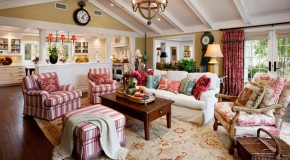 15 Close to Perfect Traditional Open Living Room Ideas
