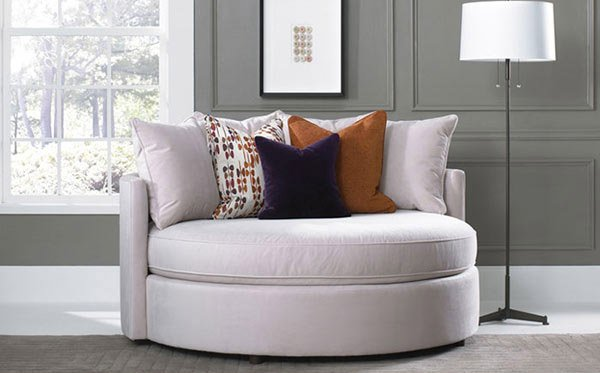 Oversized round living room chair oversized living room chair for - 15 Oversized Reading Chairs You Can Flip Those Pages On