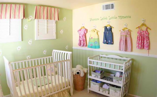 List Deluxe 15 Sweet Baby Girl Bed Room Designs For Your Princess ...
