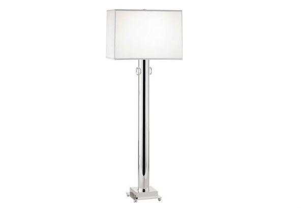 Silver floor lamps wwwpixsharkcom images galleries for Adesso trio floor lamp silver