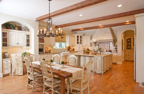 15 Fabulous French Country Kitchen Designs Home Design Lover