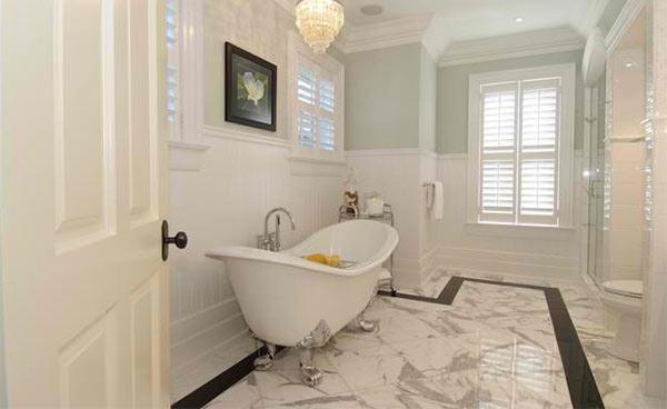 15 ideas on setting a bathroom with victorian bath tub for Bathroom designs south africa
