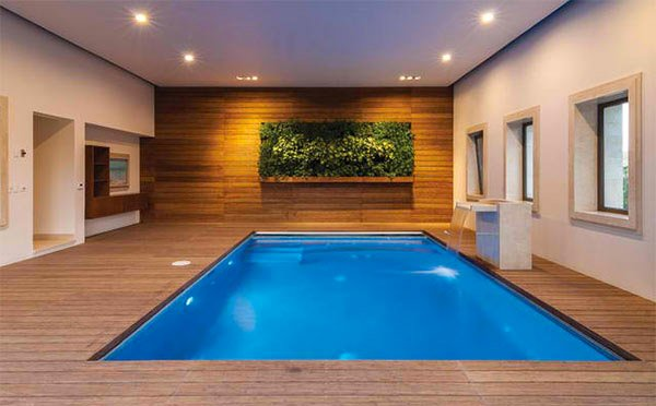 15 Modern Swimming Pool Rooms You Ll Envy Home Design Lover