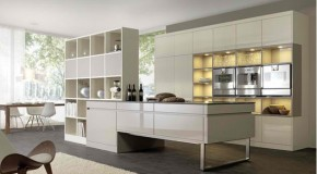 15 Astounding Peninsula-Shaped Modern Kitchens