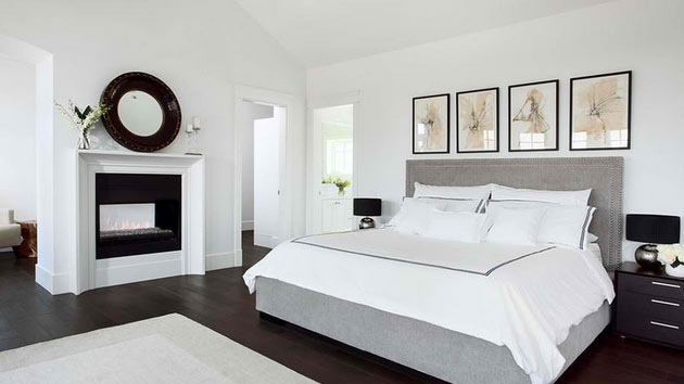 15 Simple Bedrooms With White Beds