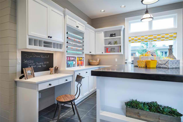 15 ideas in designing your home s craft room home design Craft Room Home Design Small Craft Room Designs