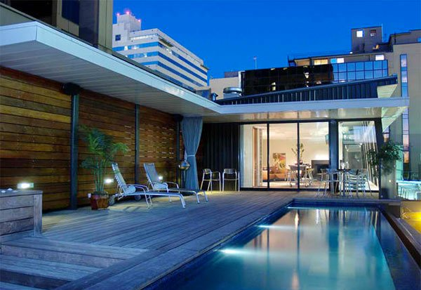 15 Stunning And Relaxing Rooftop Pools Home Design Lover