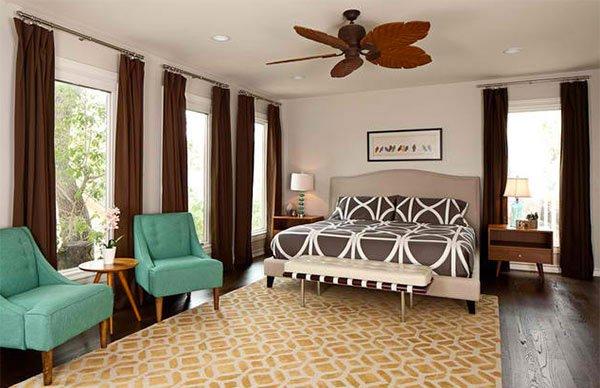 Delightful Ran Master Bedroom