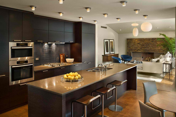 15 Ideas For Contemporary Designer Kitchens Home Design Lover