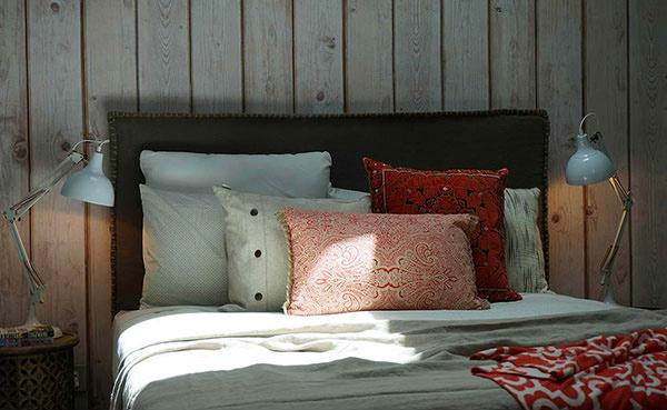 pillow bedroom