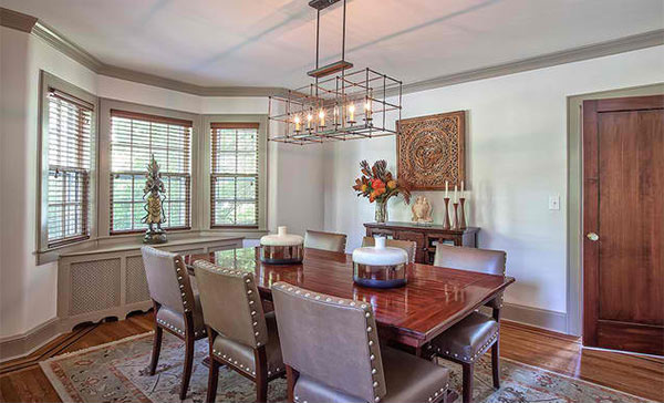 List Deluxe 15 Ideas In Designing Dining Rooms With Bay Window