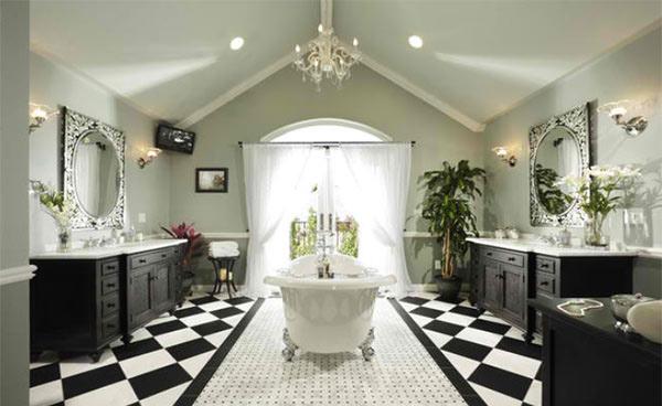 Bathroom Cabinet Masterpiece