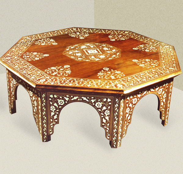15 inspiring and beautiful moroccan coffee tables | home design lover