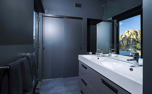 gray vanity furnitures