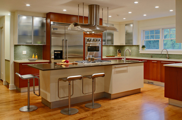 15 designs of fabulous italian kitchens home design lover - Kitchen design usa ...