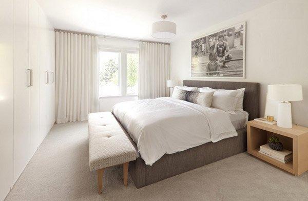 15 Charming Ideas For Scandinavian Bedrooms Home Design Lover