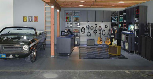Home Music Rooms