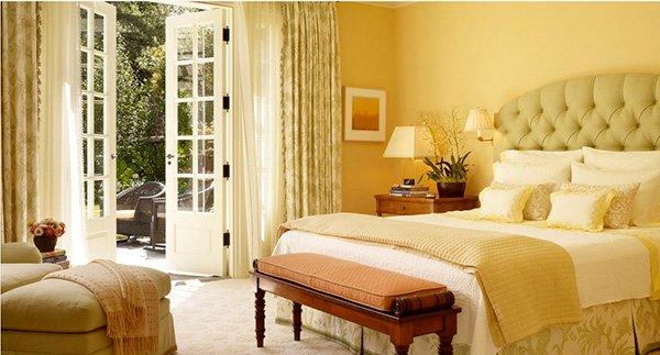 Thiết kế và trang trí phòng ngủ theo phong cách Pháp lãng mạn
