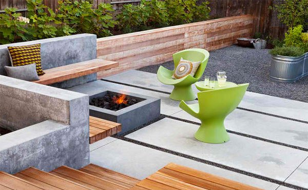 15 Contemporary Backyard Patio Designs Home Design Lover