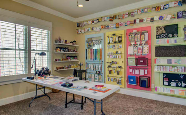 15 Ideas In Designing Your Home S Craft Room Home Design
