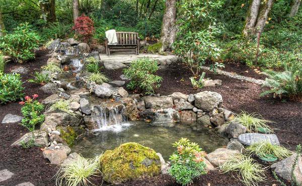 15 Pond Landscaping Designs For Your Garden Home Design