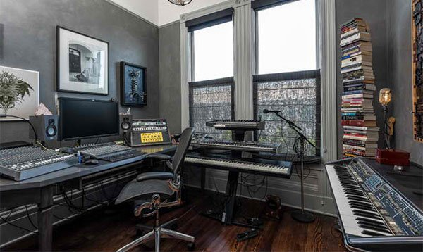 Home Music Studio Design Ideas - Home Design Ideas