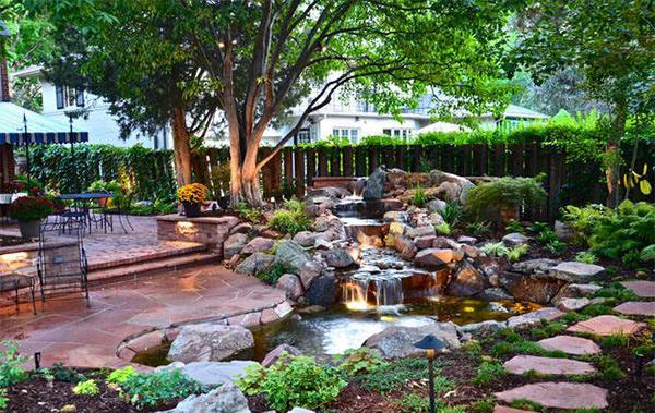 15 pond landscaping designs for your garden home design lover