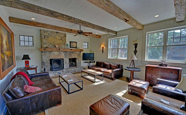 Western Living Room Decors Decor Ideas For