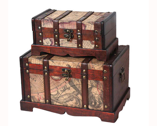 wooden chest furniture