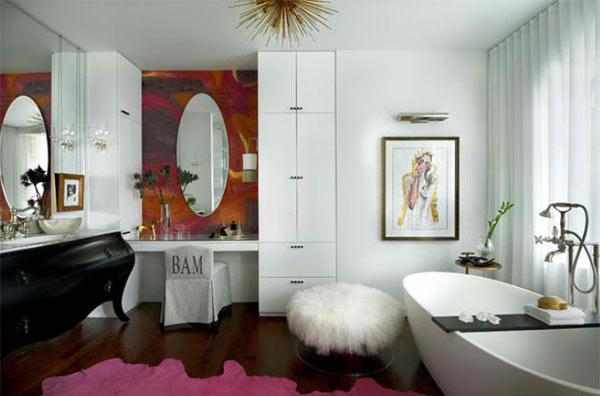 vintage remix shower cabinet