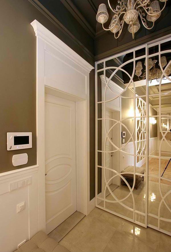 interior eclectic apartment