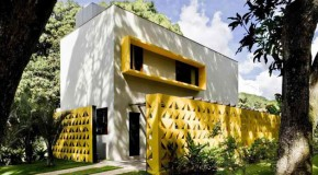 The Surprising and Interesting Design of the Cobogo House in Brazil