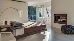 20 Modern Bedroom With Fireplace Designs