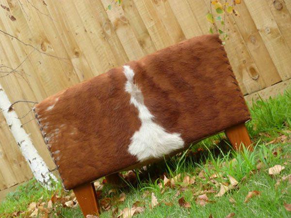 sheep skin area rug