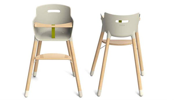 15 modern high chair designs for babies and toddlers home design lover. Black Bedroom Furniture Sets. Home Design Ideas