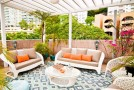 15 Beautiful Balcony Furniture for the Modern Family