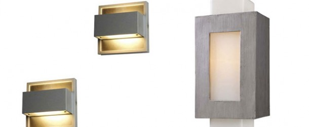 15 Contemporary Wall Mount Outdoor Lighting Fixtures